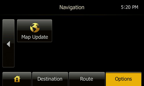 Dacia Media Nav Services - Map updates for your navigation